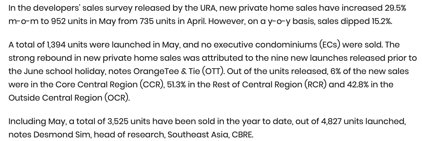 News - New Homes Sales Up May 2019 - 1